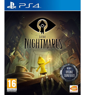 Little Nightmares Play Station 4