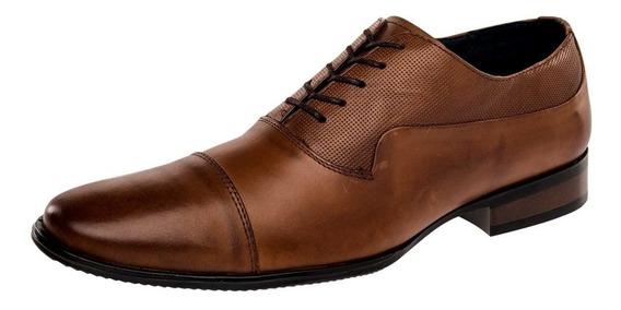 Zapato De Vestir Hombre Piel Gallery 75778 Env.gratis Oi19