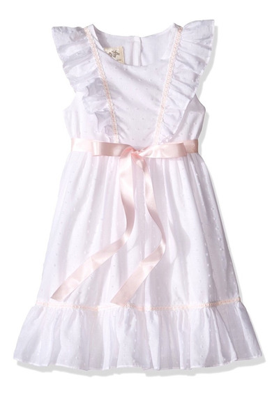Vestido Nena Fiesta/casamiento/bautismo Laura Ashley Nuevo