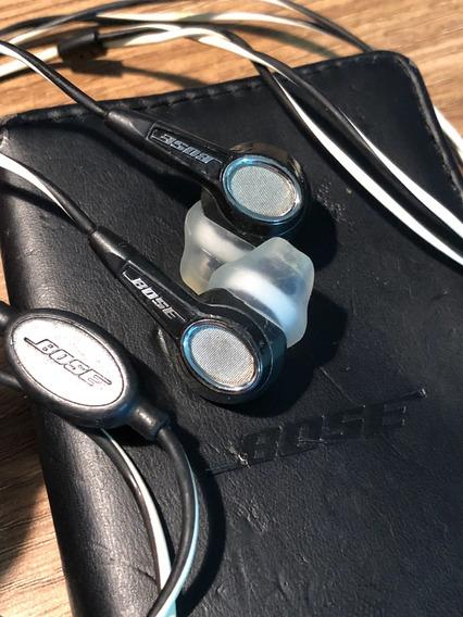 Bose In Ear Fones Perfeito Áudio E Estado