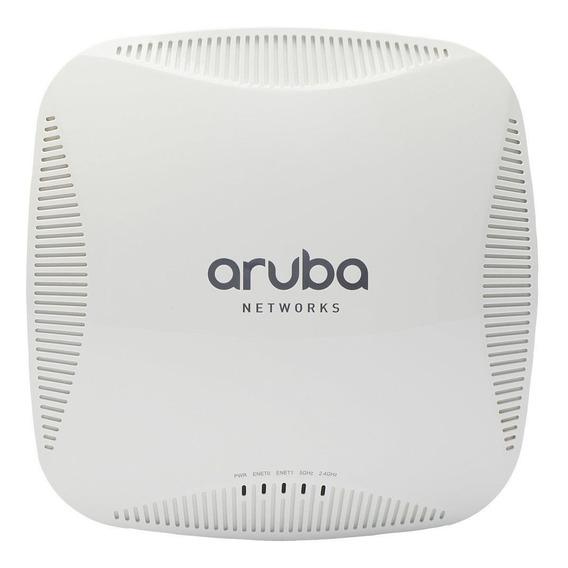 Access Point Aruba Ap-225 802.11 300mb/s 2,4ghz 5,0ghz Dual Band Apin0225 Excelente Para Aumentar O Sinal Wifi Com Nf