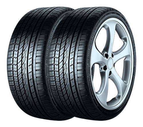Kit X2 255/50 R19 Continental Cross Contact Uhp Runflat