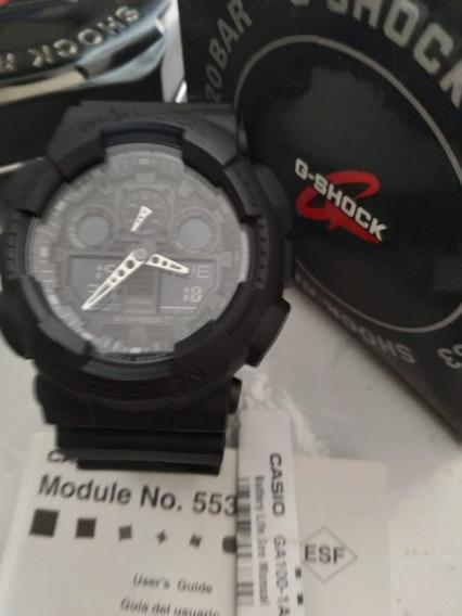 Relógio G Shock 5081-ga100 Original Novo Na Embalagem 0 Km