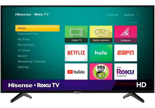 Tv Hisense 32 Pulgadas Smart Tv Hd Led Roku 32h4000gm