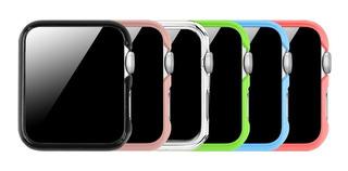 [paquete De 6 Colores] Fintie Para Estuche De Reloj De Apple