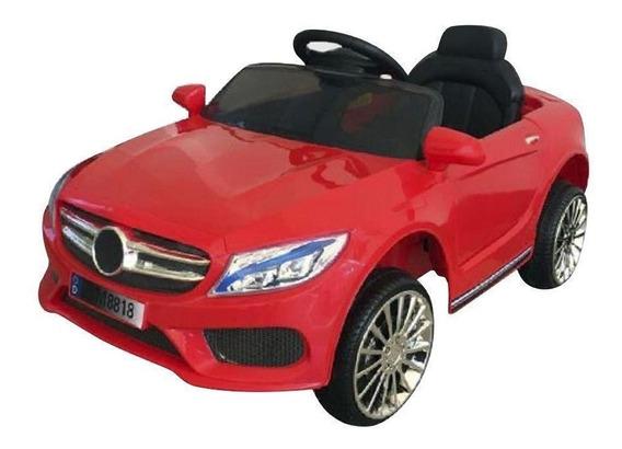 Mini Carro Elétrico Infantil Com Controle Remoto Bw007