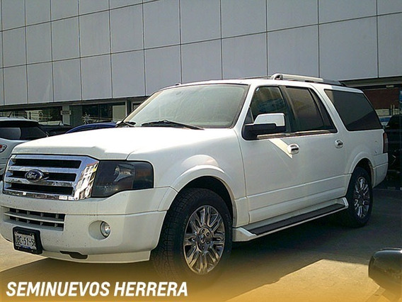 Ford Expedition Max Limited 2011