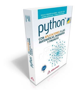 Libro Python Con Aplicaciones A Las Matemáticas, Ingeniería