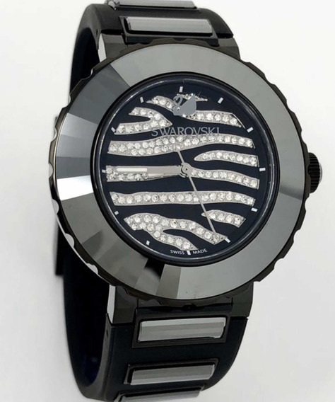 Relógio Swarovski Sport Unisex, Zebra