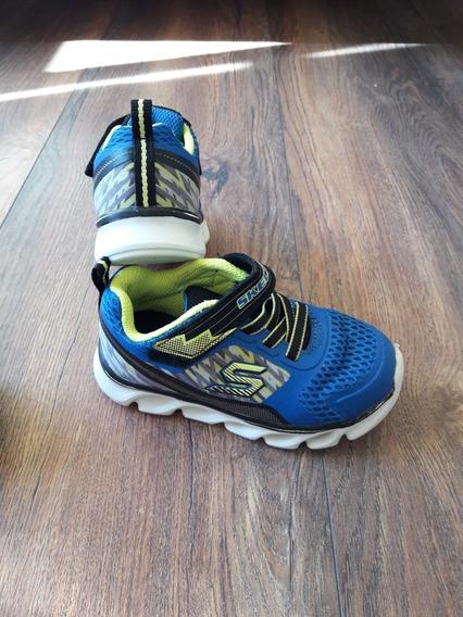 Zapatillas Skechers Con Luz 25