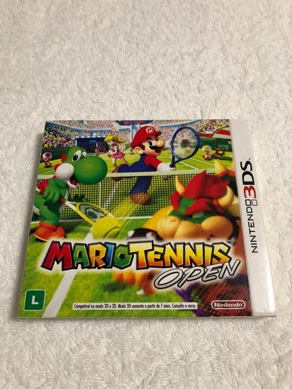 Mario Tennis Open Com Luva
