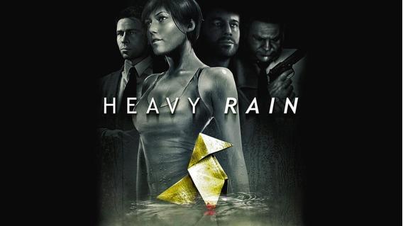 Heavy Rain Pc (midia Física)