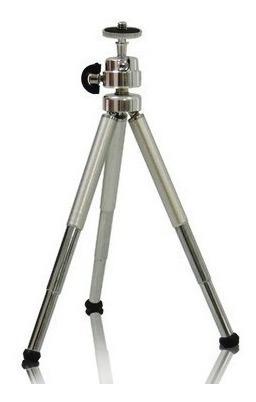 Mini Tripé P/câmera Digital Universal Retratil Mt03