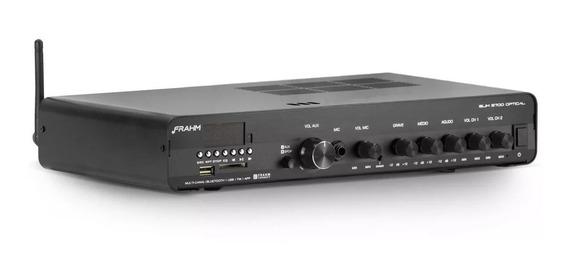 Aparelho Amplificador Frahm Slim 3700 Optical Multi-channel