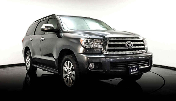Toyota Sequoia Limited / Combustible Gasolina , Dvd 2015 Co