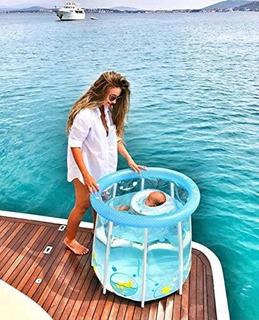 Piscina Alberca Inflable De Natacion Para Bebe