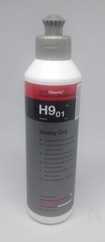 Koch Chemie H9  Heavy Cut- Corte Alto -250 Ml- Highgloss Ros