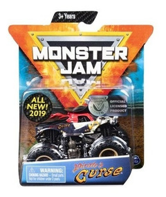 Miniatura Monster Jam Pirates Course 2019 Original