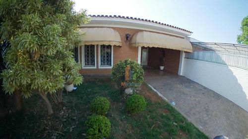 Imagem 1 de 25 de Casa Com 3 Dormitórios, 186 M² - Venda Por R$ 650.000,00 Ou Aluguel Por R$ 3.100,00/mês - Jardim Aurélia - Campinas/sp - Ca0293