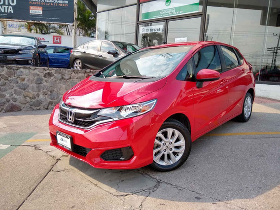 Honda Fit 2018 5p Fun L4/1.5 Aut