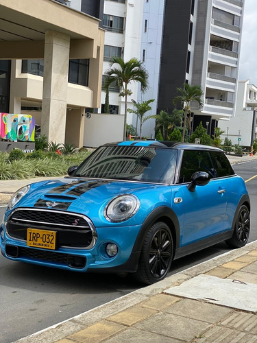 Mini Cooper S 2016 2.0 Turbo