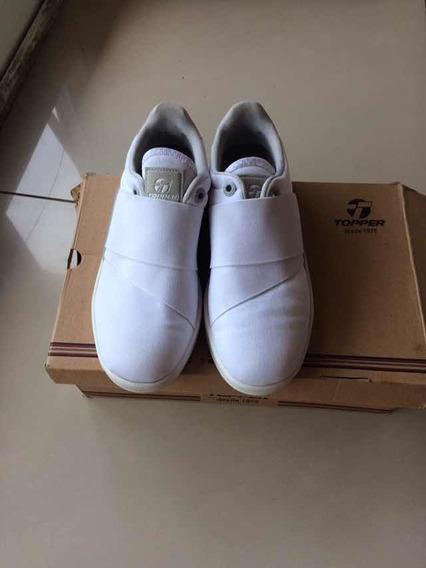 Zapatillas Topper Blancas