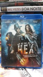 Blu-ray Original Do Filme Jonah Hex Caçador De Recompensas