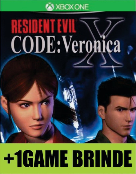 Resident Evil Code Veronica Xbox One Digital