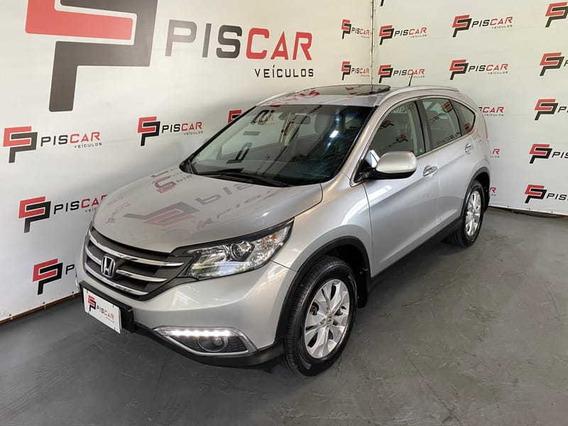 Honda Cr-v 2.0 Exl 4x4 Aut. 5p 2012 Top !!!