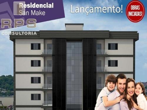 Apartamento  Para Venda Em Atibaia Centro - Atibaia - Ap00257 - 68103045