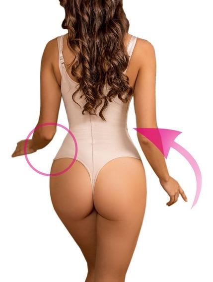 Faja Modeladora Reduce Talla Moldea Cuerpo Corrige Postura