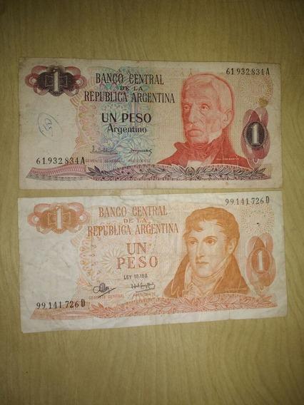 Lote Billetes Y Monedas Antiguas