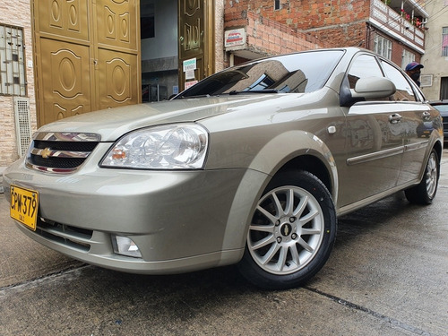 Chevrolet Optra Limited 1.8 Mt Ct