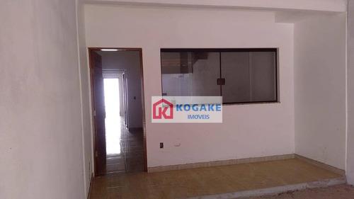 Imagem 1 de 10 de Sobrado Com 2 Dormitórios À Venda, 90 M² Por R$ 300.000,00 - Residencial Esperança - Caçapava/sp - So0735