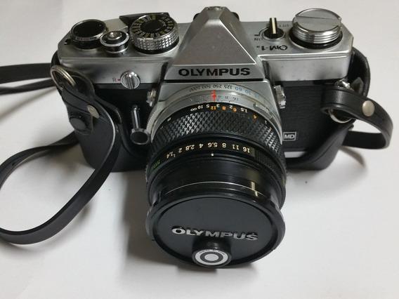 Camra Fotografica Marca Olympus Modelo Om-1n (150usd)