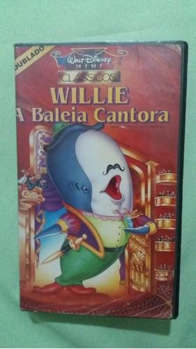 Vhs Willie  A Baleia Cantora