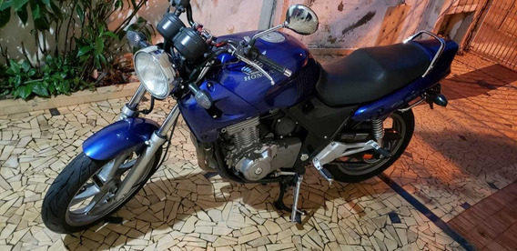 Cb 500 2002