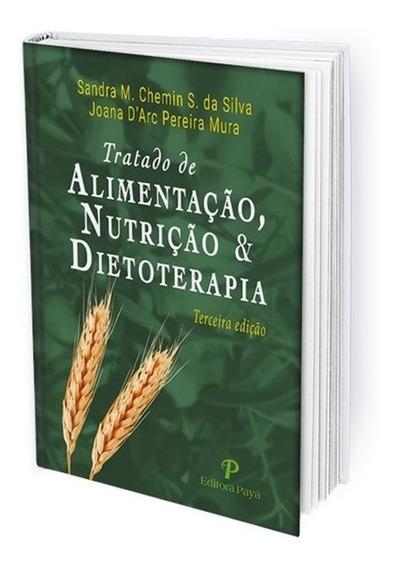 Tratado De Alimentação, Nutrição & Dietoterapia