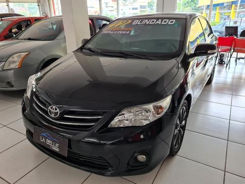 Toyota Corolla Sedan 2.0 Dual Vvt-i Altis (flex)(aut) 2012
