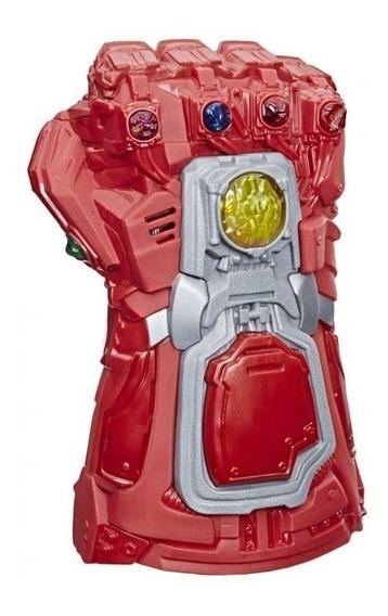 Guantelete Electronico De Iron Man Avengers Endgame 26cm