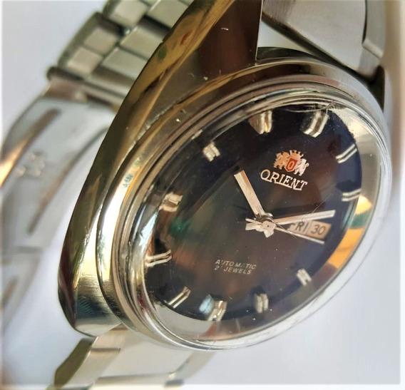 Reloj Orient Automático Caballero Original 21 Joyas