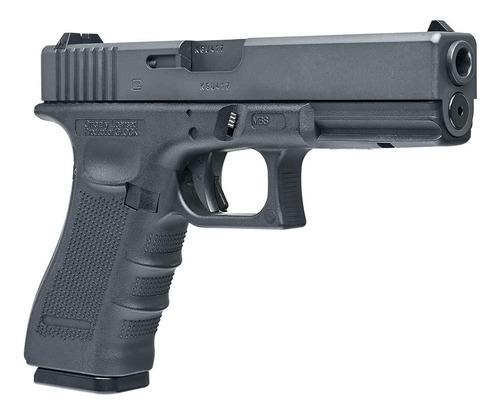 Imagen 1 de 5 de Glock 17 Gen4 Co2 Cal .177 -  Full Blowback