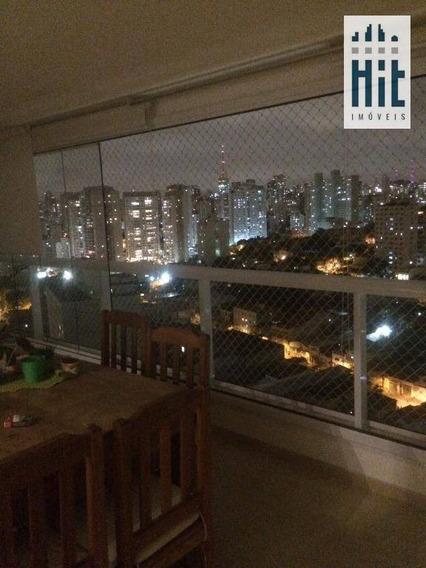 Apartamento Residencial À Venda, Aclimação, São Paulo. - Ap1085