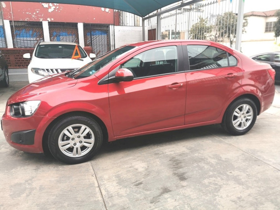 Chevrolet Sonic 1.6 Lt At 4 P 2016