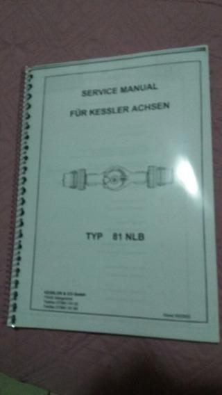 Catálogo Diferencial Kessler