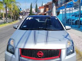 Nissan Sentra Se R Special V 6vel Aa Ee Qc Abs Mt 2011