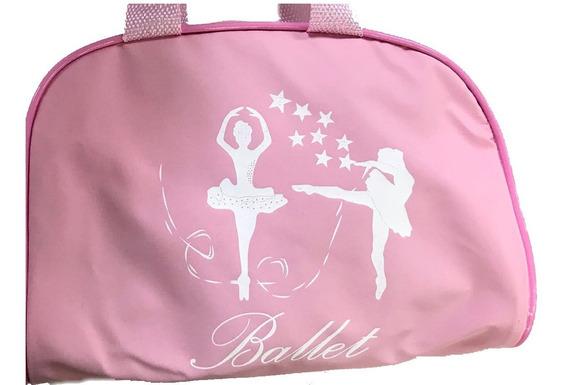Bolsa Ballet Dança - Uniforme Figurino Roupa - Varias Cores