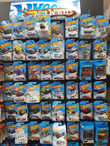 Hot Wheels Original Blister Individual Autos Autitos Mattel