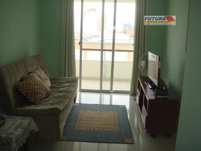 Excelente 2 Dormitórios Com Terraço, Suíte, Prédio Novo, Laser Completo, Vaga Demarcada. - Ap1085