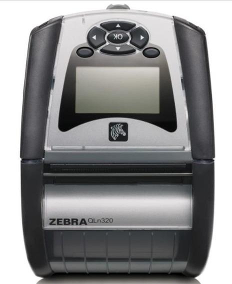Impressora Portátil Zebra Qln320